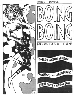 Boing Boing Issue 1