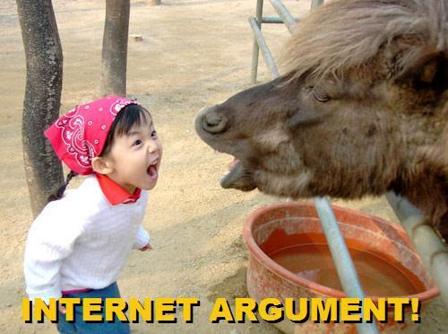Internet Argument