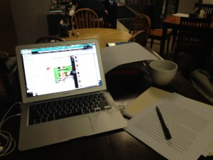 Workspace at the Goat
